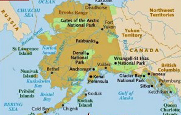 Alaskan Jews Frozen Chosen