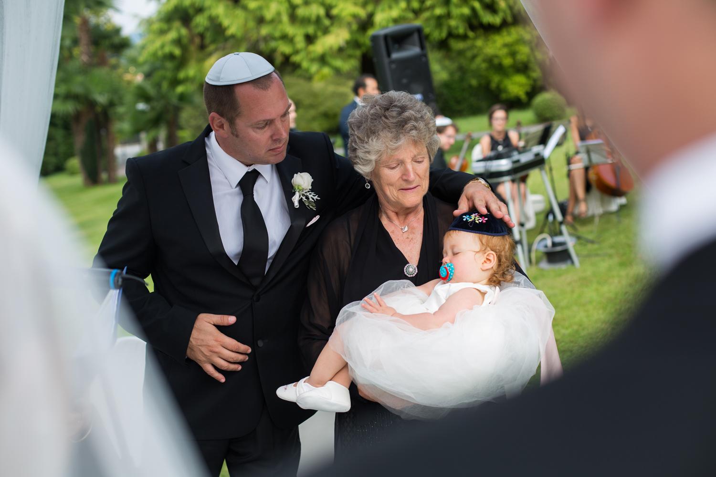 Jewish Baby Naming - Rabbi Barbara
