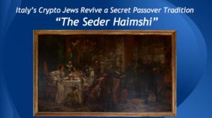 secret passover