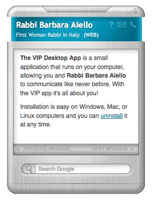 Italian Jewish Roots Surname Research - Rabbi Barbara