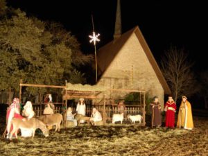 Christ is still the Christmas Headline
