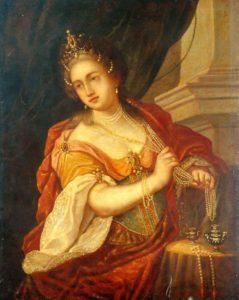 queen ester Italian legacy