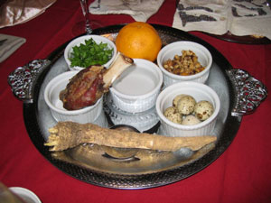 The Modern Seder – Women's Role