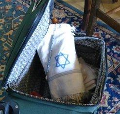 Traveling Torahs