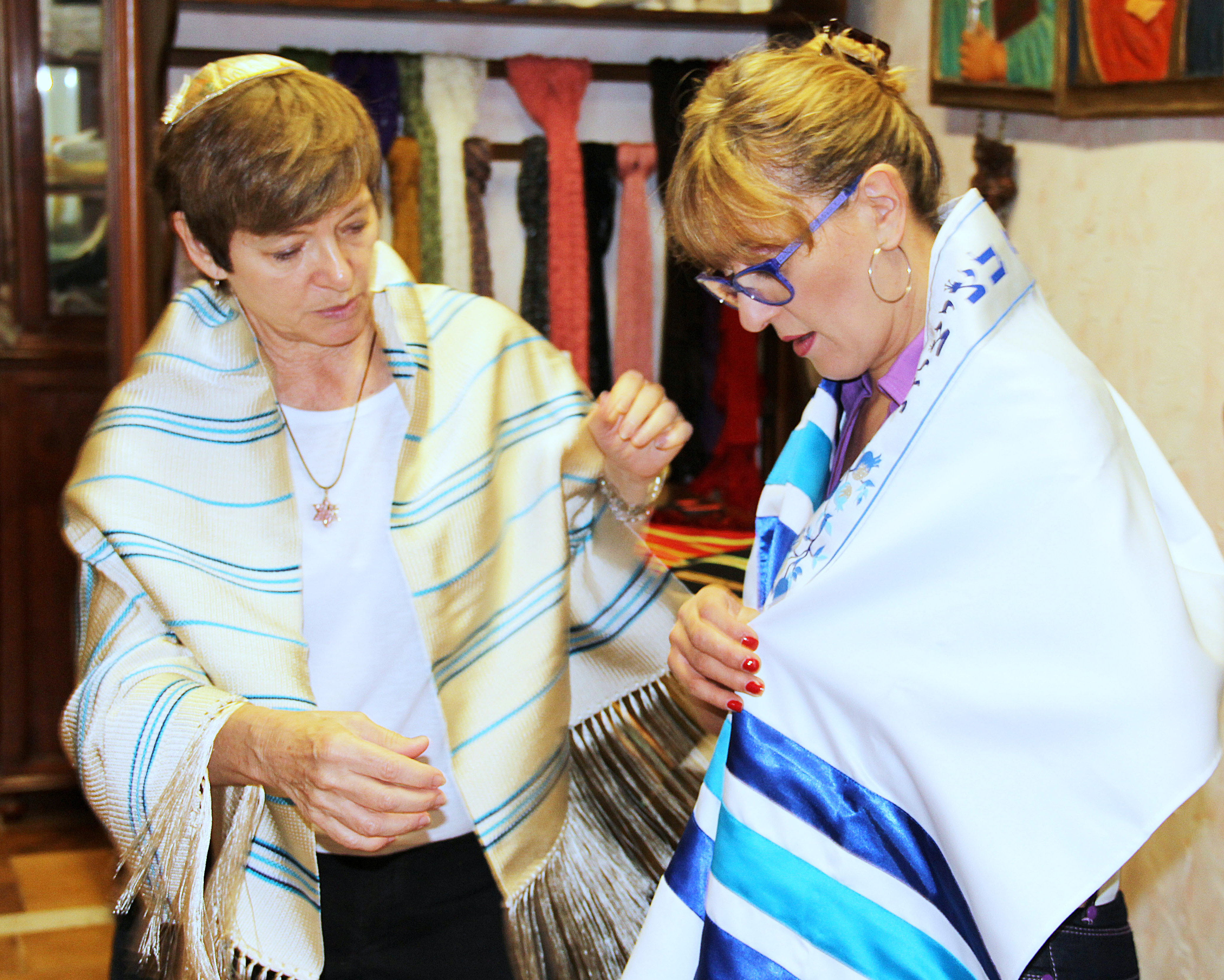 Jewish New Year Preparation - Rabbi Barbara