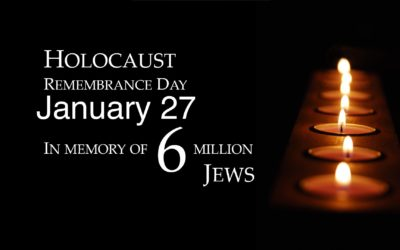 Holocaust Memorial Day in Italy