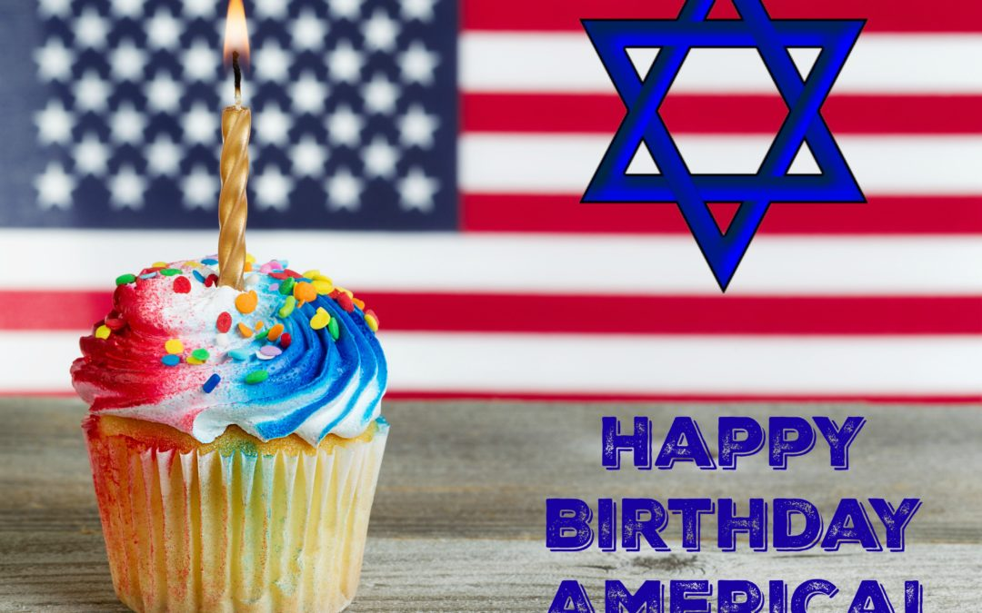4th of July for Jews