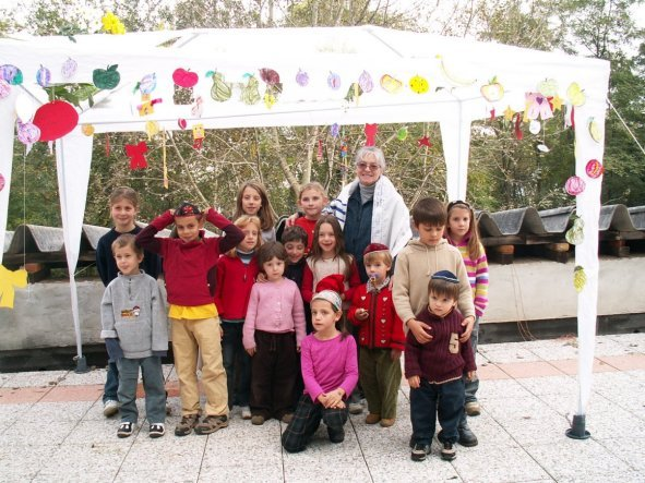 Symbols of Sukkot