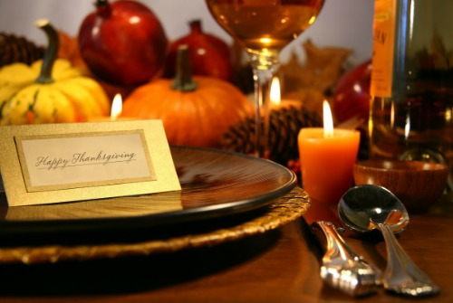 Thanksgiving and Sukkot