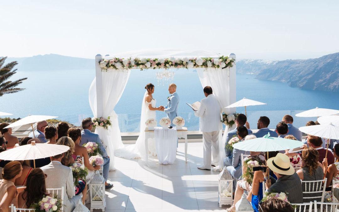 Jewish Weddings in Gorgeous Greece