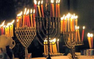 Rededicate Your Home on Chanukah