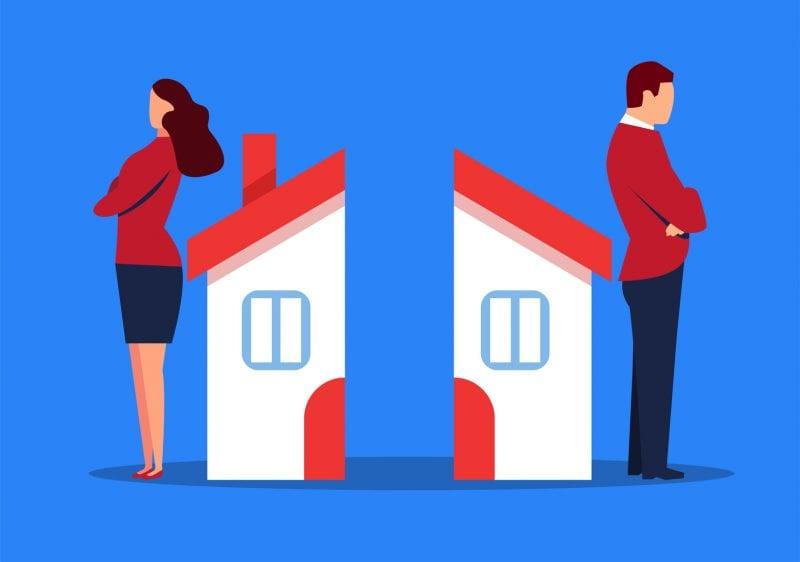 When Divorced Parents Age