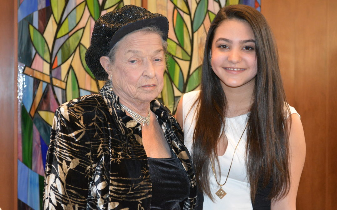 Grandparents Sharing Their Heritage with Interfaith Jewish Grandchildren