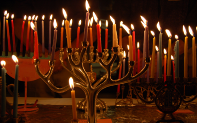 The Kabbalistic Meaning of the Chanukah Candles