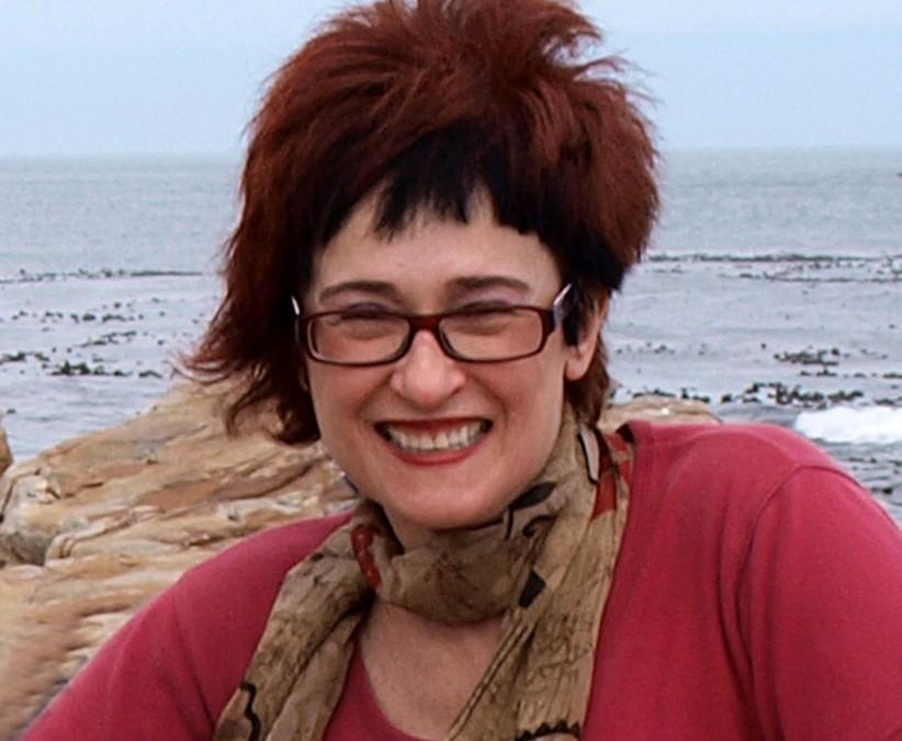 Jewish Historian Irene Shaland