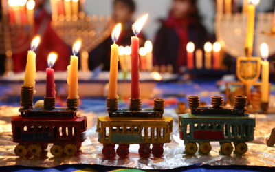 Making Virtual Chanukah Together