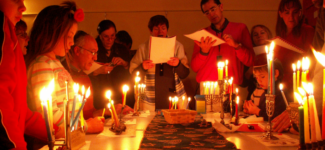 Bendigamos al Altísimo: A Ladino Hanukkah Blessing for the Seventh Night