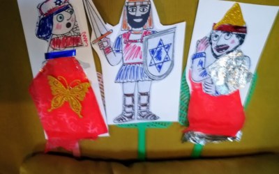 Purim Puppetry – Jews Created What Became Legitimate Theater