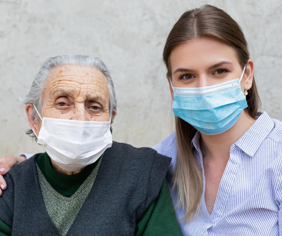 caregivers mask