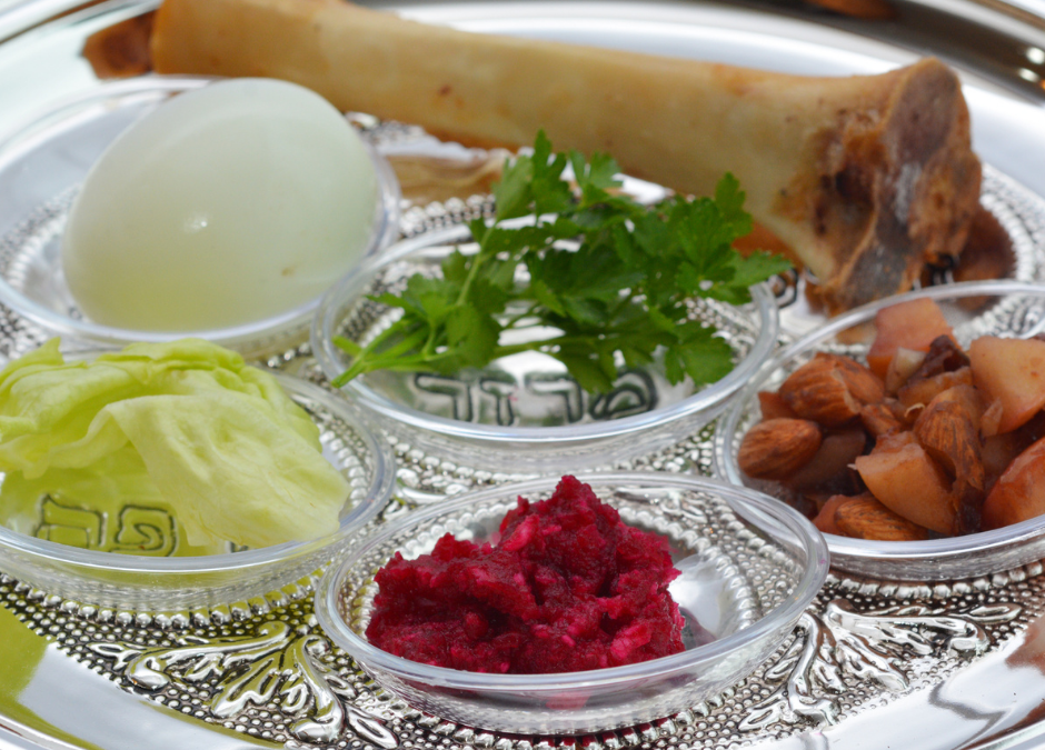 Passover Items for the Passover Seders