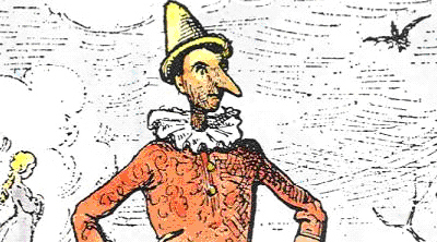 Pinocchio's Jewish Roots